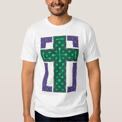 Camisa cruzada mística