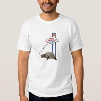 Camisa cuidadosa de la muestra de Las Vegas de la