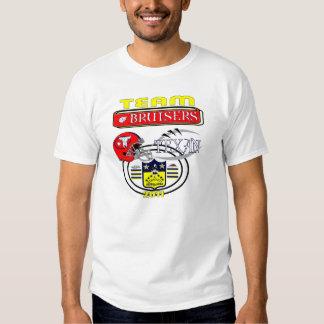 Camisa de 2011 coches de los boxeadores