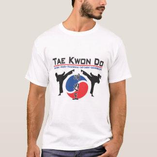 Camisa de 324 el Taekwondo
