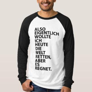 Camisa de Aber Es Regnet