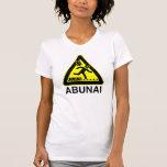 Camisa de Abunai, blanca