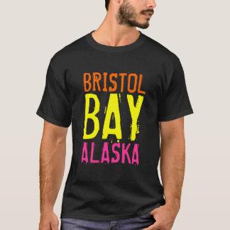 Camisa de Alaska de la bahía de Bristol
