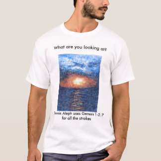 Camisa de Aleph de la génesis