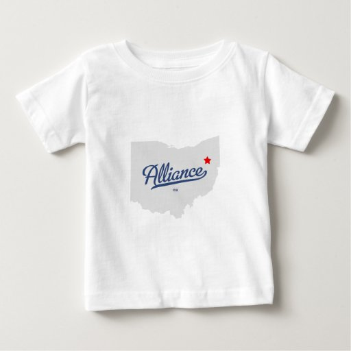 Camisa de Alliance Ohio OH