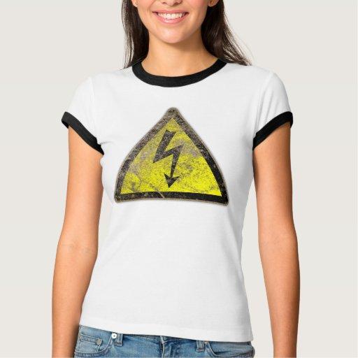 Camisa de alto voltaje