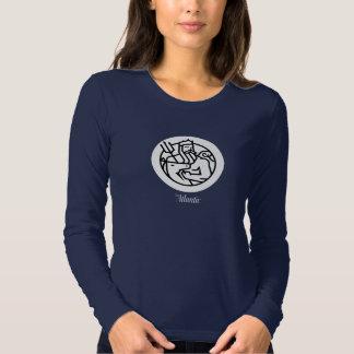 Camisa de American Apparel en la marina de guerra