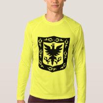 Camisa de armas de Bogotá por Don Carlos T-shirt