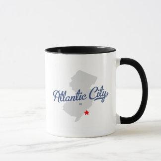 Camisa de Atlantic City New Jersey NJ Taza