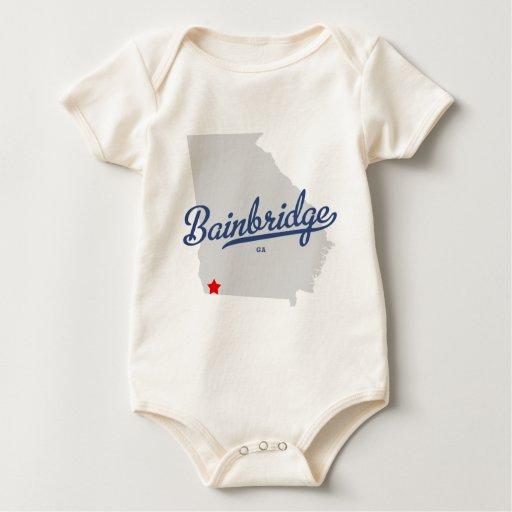 Camisa de Bainbridge Georgia GA