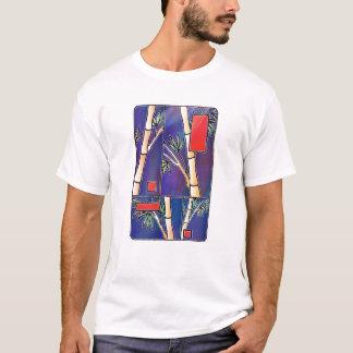 camisa de bambú