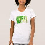 camisa de bambú de la imagen