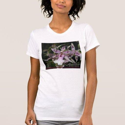 Camisa de Beallara de la orquídea