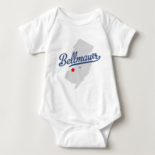 Camisa de Bellmawr New Jersey NJ