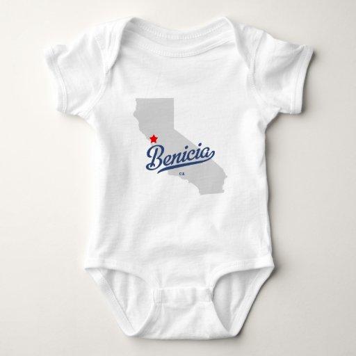 Camisa de Benicia California CA