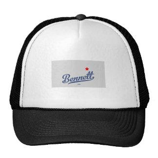 Camisa de Bennett Colorado CO Gorro