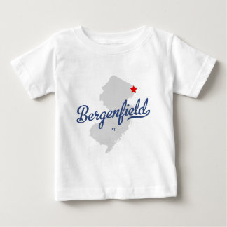 Camisa de Bergenfield New Jersey NJ