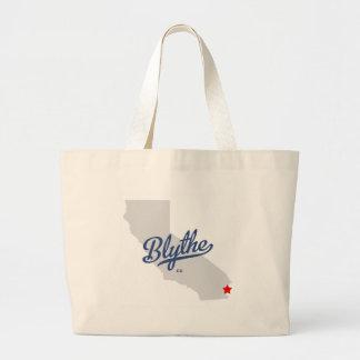 Camisa de Blythe California CA Bolsa De Tela Grande