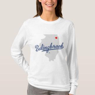Camisa de Bolingbrook Illinois IL