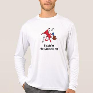 Camisa de Boulder Flatlanders (nada encendido