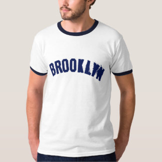 camisa de Brooklyn Nueva York