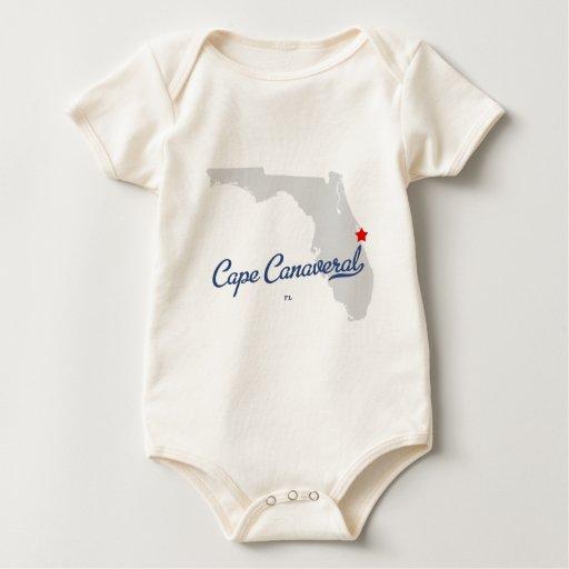 Camisa de Cabo Cañaveral la Florida FL