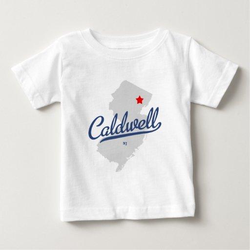 Camisa de Caldwell New Jersey NJ