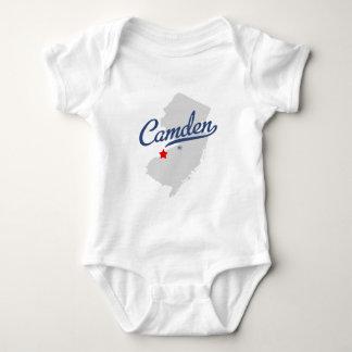 Camisa de Camden New Jersey NJ