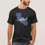 Camisa de Carlsbad California CA
