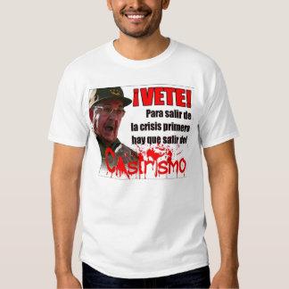 Camisa de CASTRO de ABAJO RAÚL