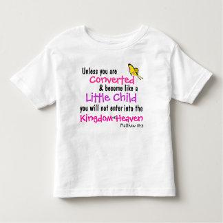 Camisa de Childs (chicas)