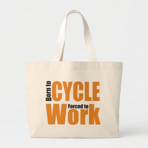 camisa de ciclo bolsa de mano