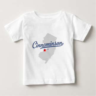 Camisa de Cinnaminson New Jersey NJ
