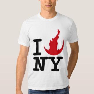 Camisa de Cloverfield NY