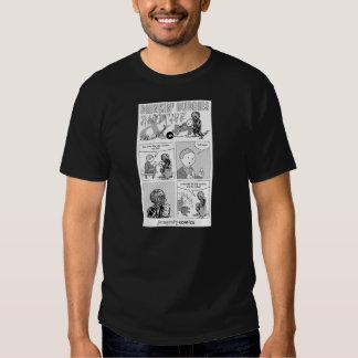 Camisa de consumición de los compinches del mono