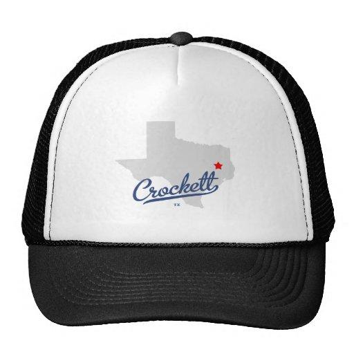 Camisa de Crockett Tejas TX Gorras