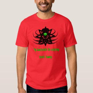 Camisa de Cthulhu - Yog-Sothoth está viniendo