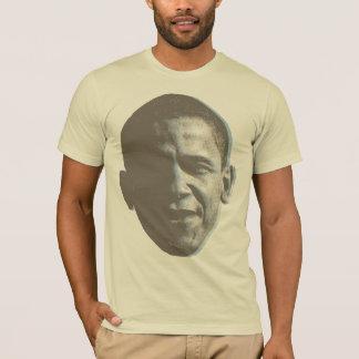 Camisa de De La Presidente Halftone Obama