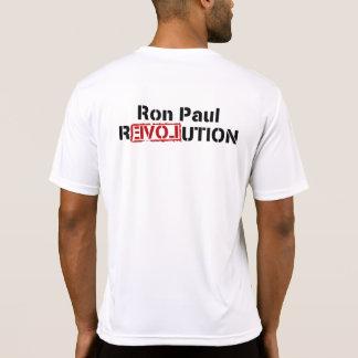 Camisa de deporte del Dri-Ajuste de Ron Paul