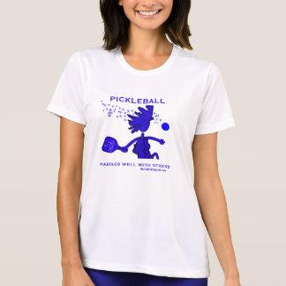 Camisa de deportes activa de Pickleball