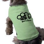 Camisa de Derby Dawg Camisa De Perro