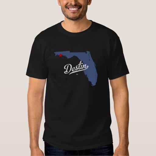 Camisa de Destin la Florida FL