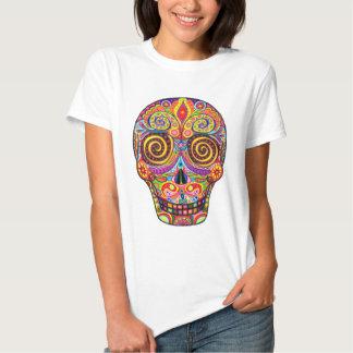 Camisa de Dia de los Muertos Ladies