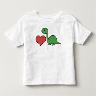 Camisa de Dino del bebé