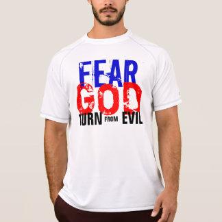 Camisa de DIOS del MIEDO