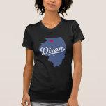 Camisa de Dixon Illinois IL