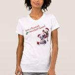 Camisa de dormir del navidad del dogo