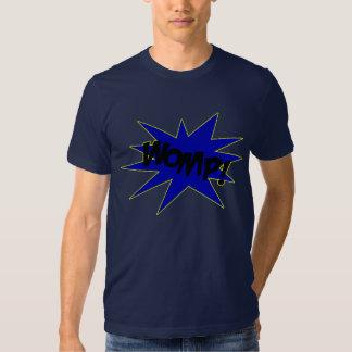 Camisa de Dubstep Womp
