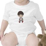 Camisa de Duckie del bebé