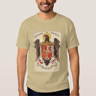 Camisa de Eagle del español de Franco